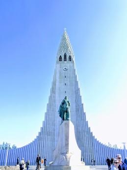 Hallgrimskirkja - The modern cathedral