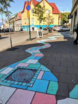 Street Art at the Northern most capital